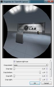 OBS OpenVR Input plugin