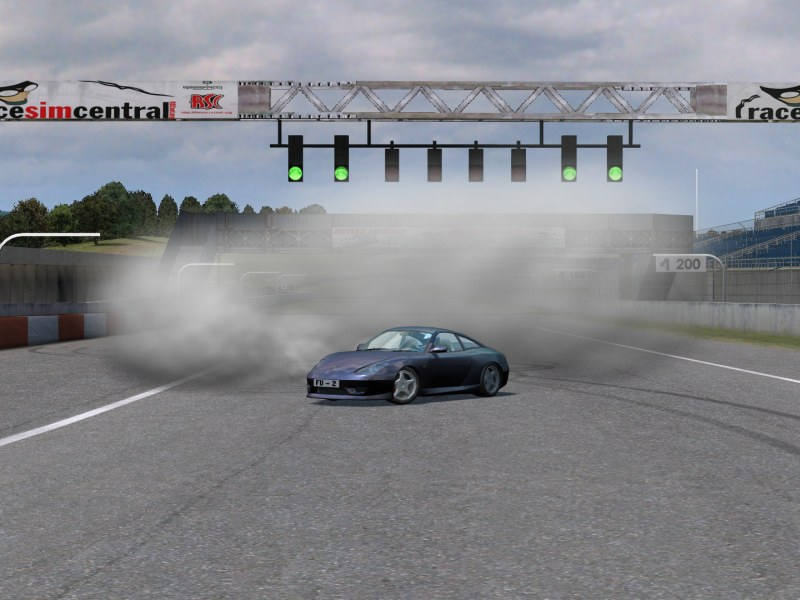 ������ �������� � ������ ������� Live For Speed S2 ���� 126 ���� ���