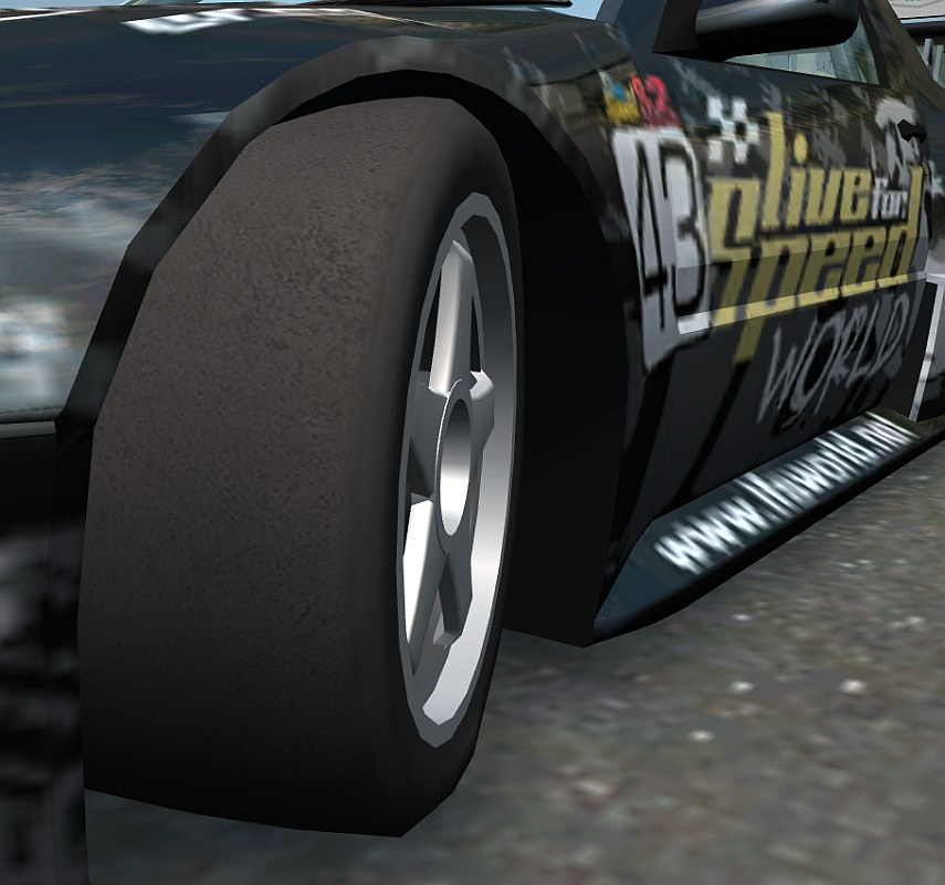 Live For Speed S2 Demo file - Mod DB